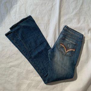 """Urban Behavior Denim Size 1/26 Jeans Inseam 33"""""""